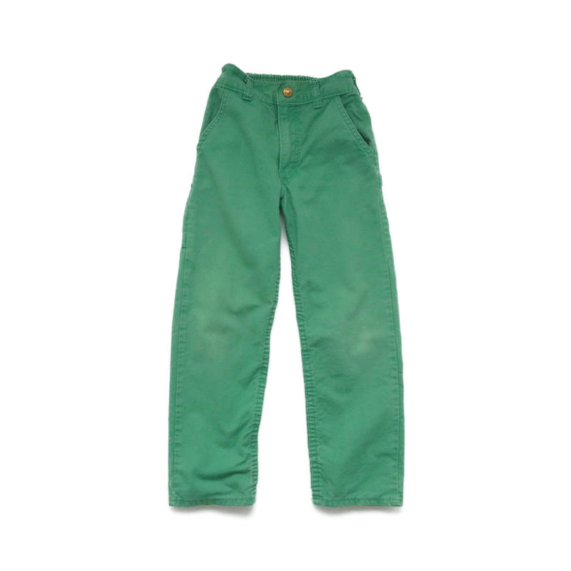 "vintage ""OSHKOSH"" color painter pants"