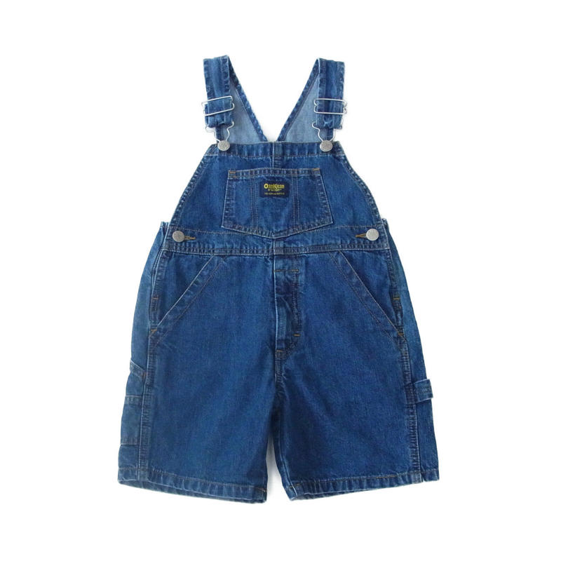 """vintage """"OSHKOSH"""" short overalls"""