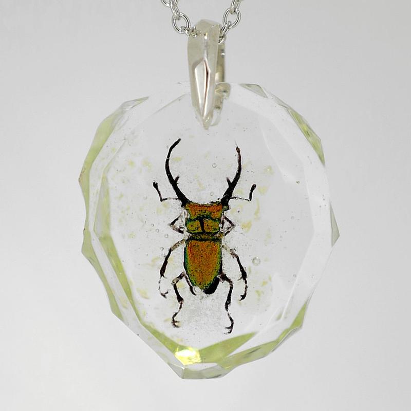 エラフスホソアカクワガタ(stagbeetle004)