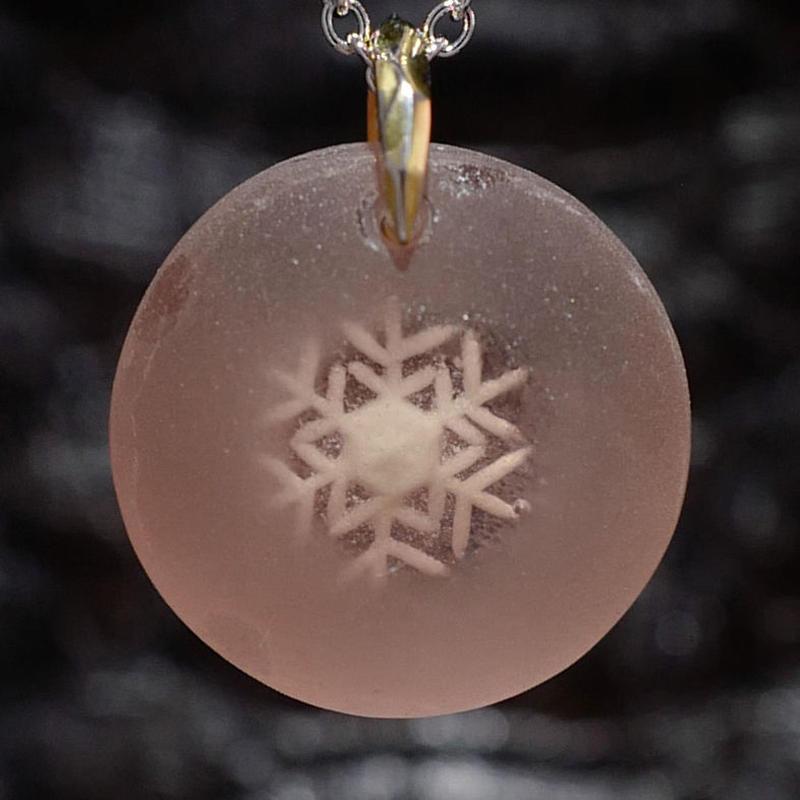 雪の結晶(snow165)