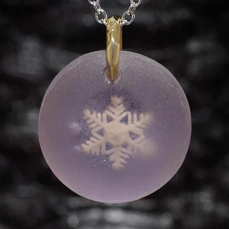 雪の結晶(snow168)