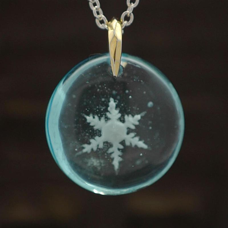 雪の結晶(snow158)