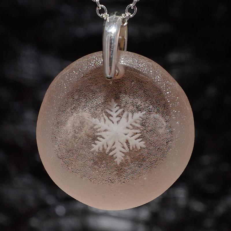 雪の結晶(snow162)