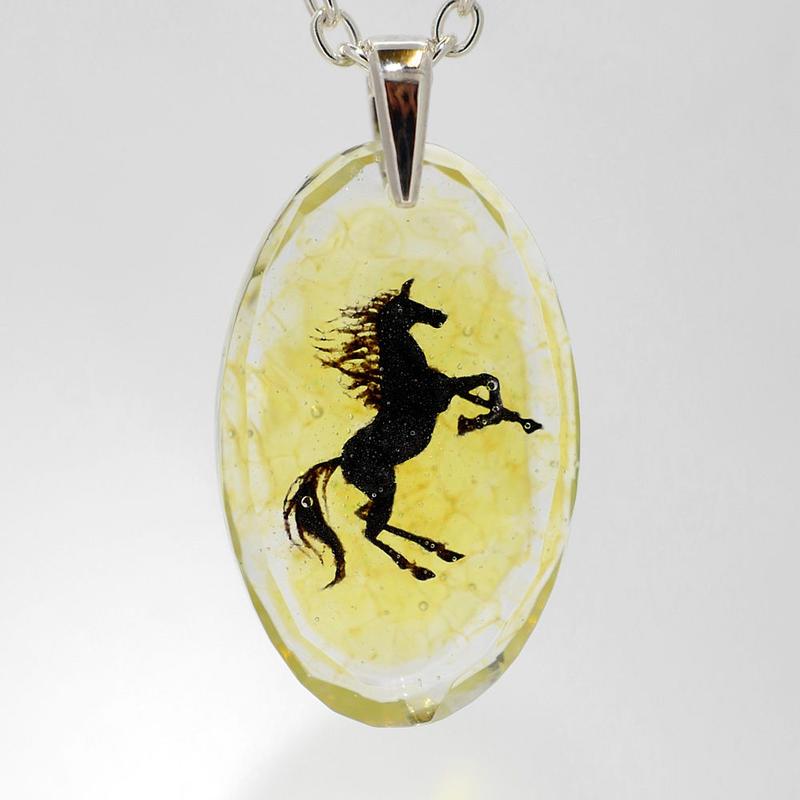 黒馬(horse019)