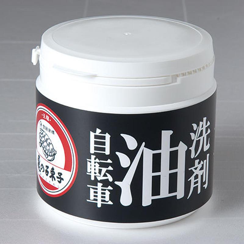亀の子束子 自転車油汚れ専用洗剤