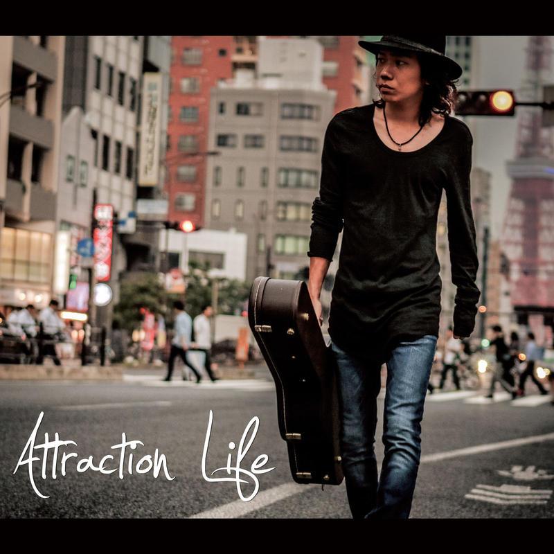 2nd Mini Album「Attraction Life」