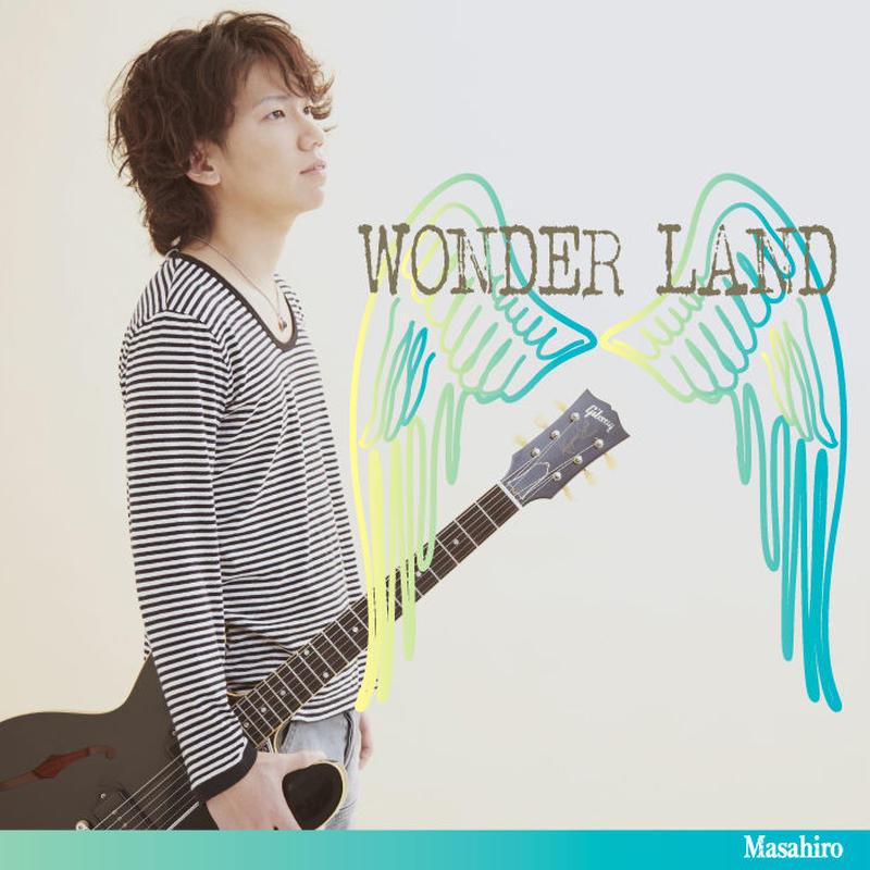 2nd Single「WONDER LAND」