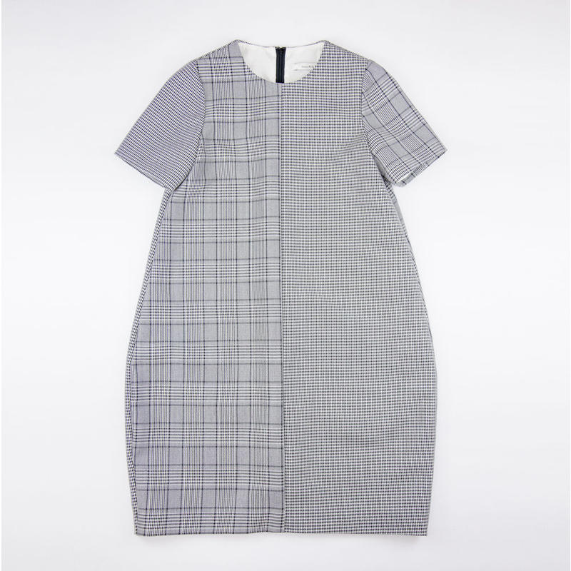 Mix Pattern Dress / ミックスパターンドレス