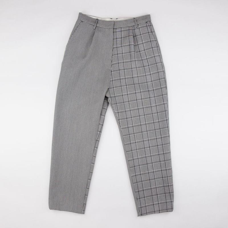 Mix Pattern Pants / ミックスパターンパンツ