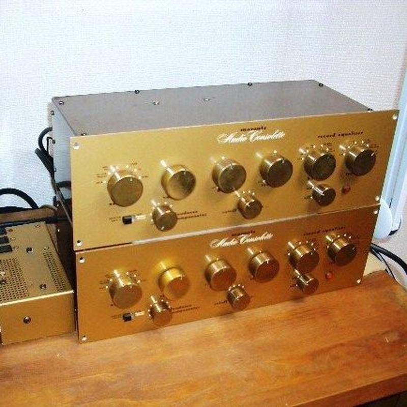 マランツ#1+マランツ#4(電源), Marantz#1+Marantz#4(power supply),マランツ・モデル1