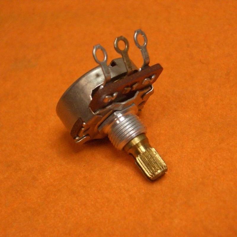 マッキントッシュ McIntosh MC240,MC275用入力ボリウム(純正デッドストック品)
