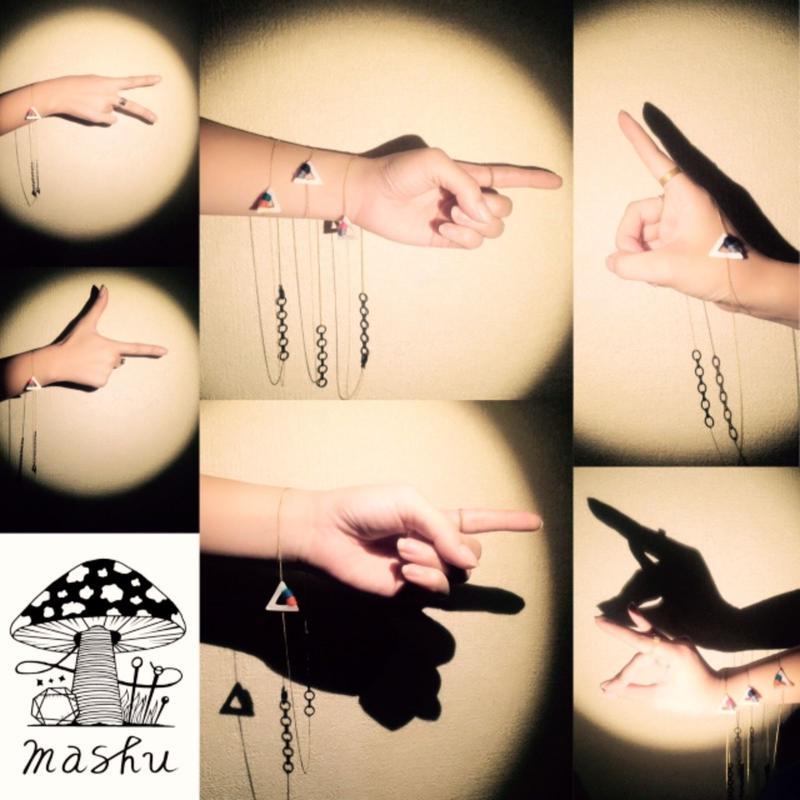 △×wool ネックレス