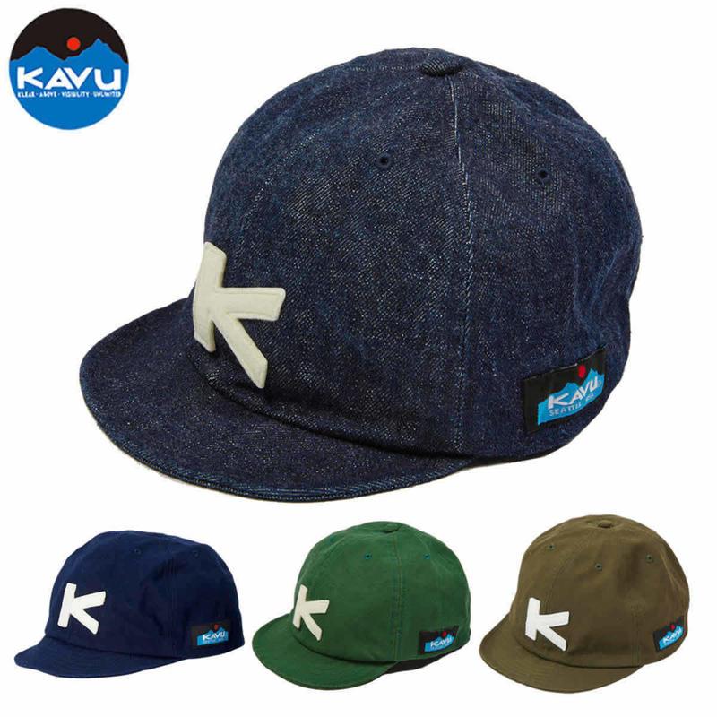 (カブー)KAVU BaseBall CAP ベースボールキャップ