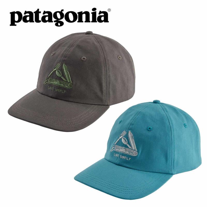 (パタゴニア)Patagonia Live Simply Pocketknife Trad Cap