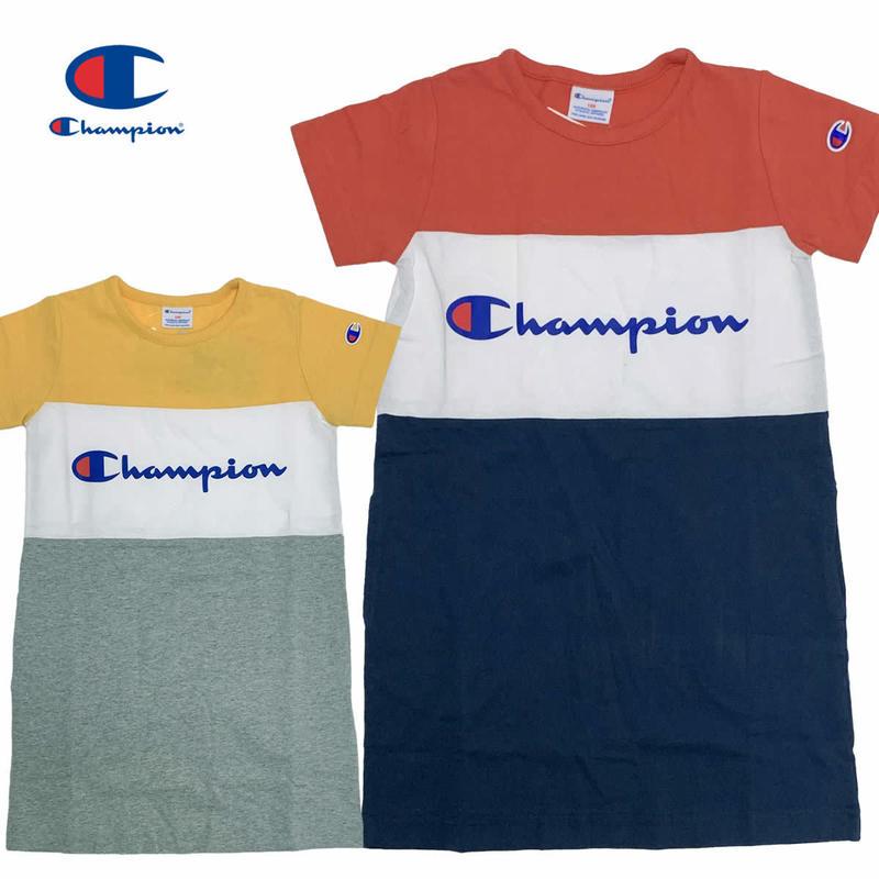 (チャンピオン)Champion KIDS S/S ONEPIECE (CS5002)