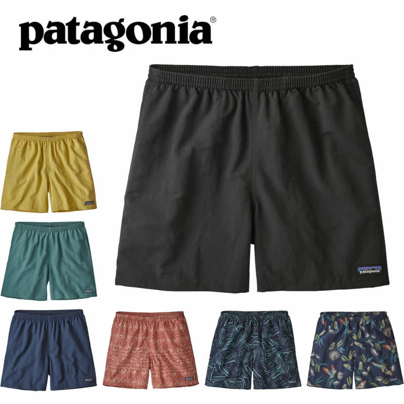 (パタゴニア)Patagonia Mens Baggies Shorts 5inch