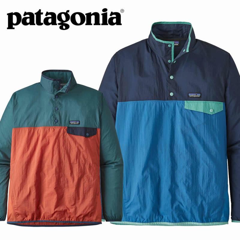 (パタゴニア)Patagonia Mens Houdini Snap-T Pullover