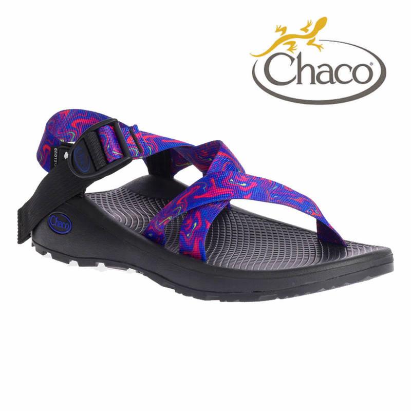 (チャコ)Chaco Ms ZCLOUD WOODSTOCK メンズ Zクラウド アセンドブルー(ASCEND BLUE)