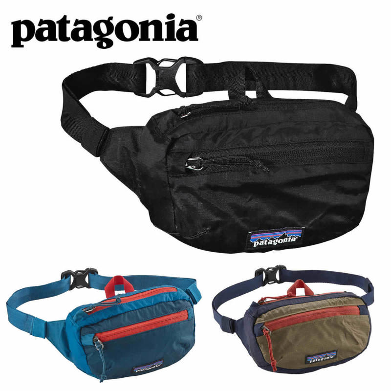 (パタゴニア)Patagonia Light Weight Travel Mini Hip Pack