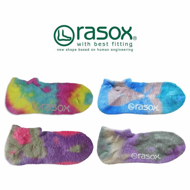 (ラソックス)RASOX タイダイ・ロウ