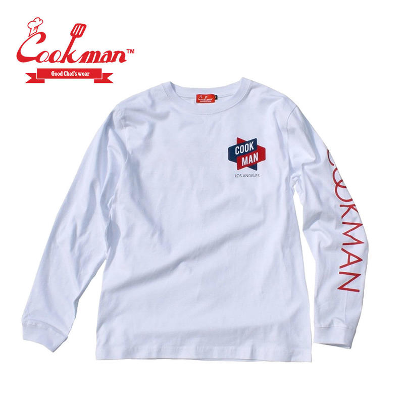 (クックマン)Cookman Long sleeve T-shirts 「Delicious Night」