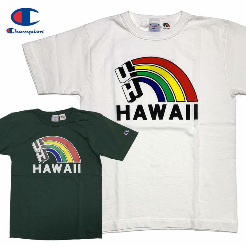 (チャンピオン)Champion T1011プリントTシャツ (C5-P303)