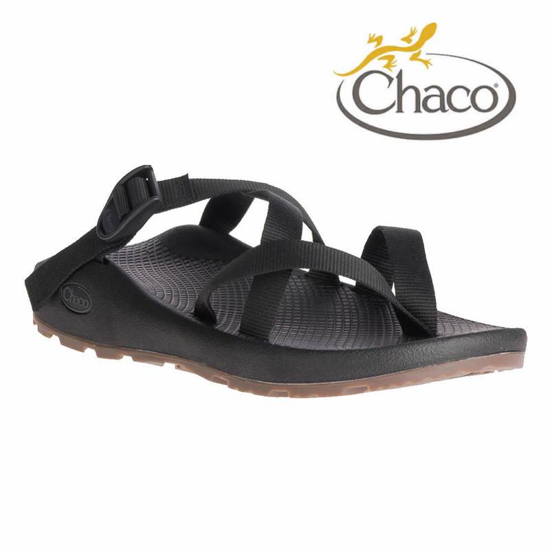 (チャコ)Chaco Ms TEGU 30TH ANNIVERSARY メンズ テグ ソリッドブラック(SOLID BLACK)