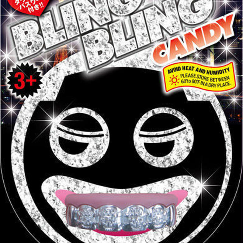 BLING BLING CANDY w/ MUSIC