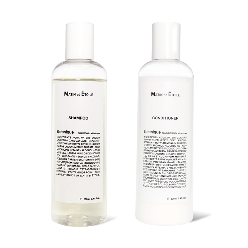 SET |  Botanique SHAMPOO & CONDITIONER