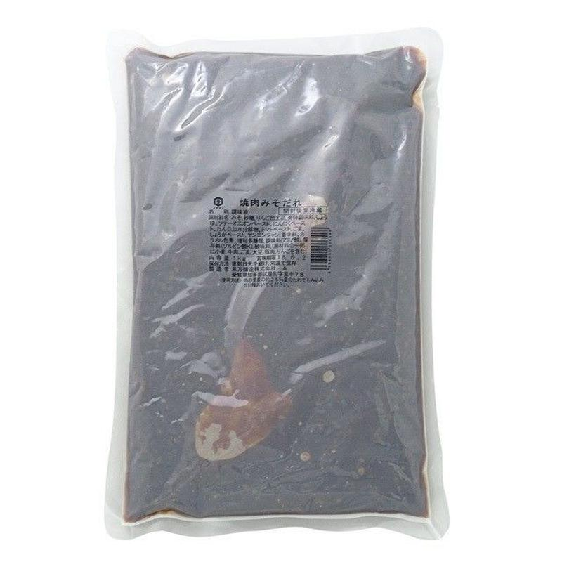 焼肉みそだれ(ケース)1kg×12