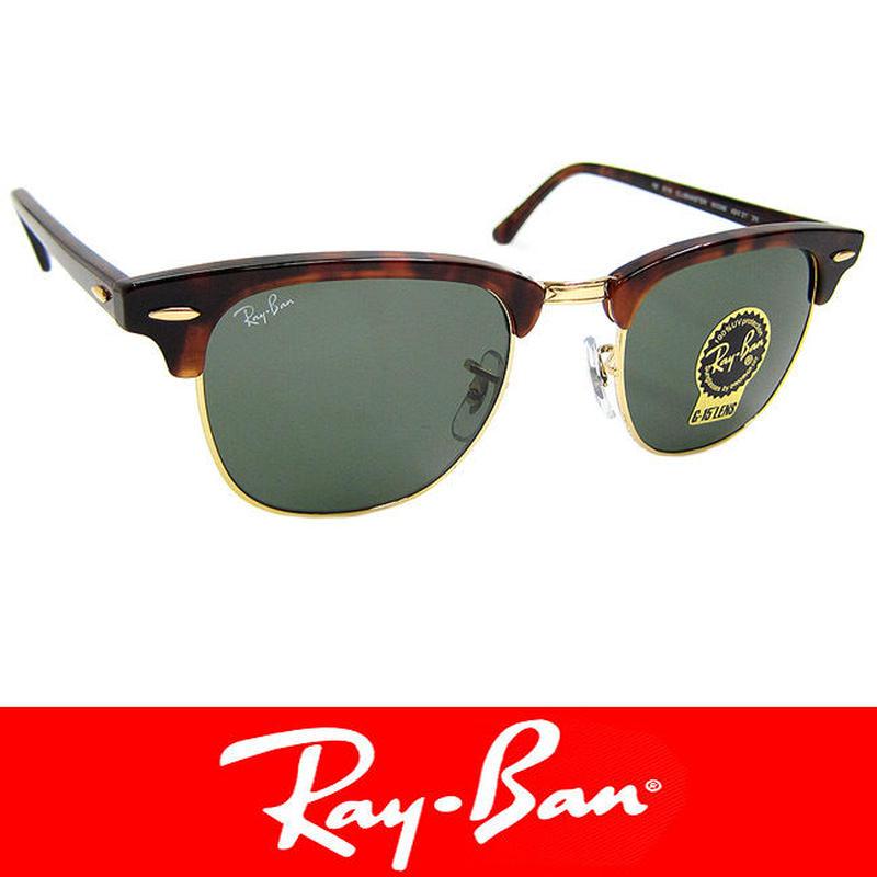 RayBan レイバン サングラス クラブマスター 国内正規代理店商品 (39)