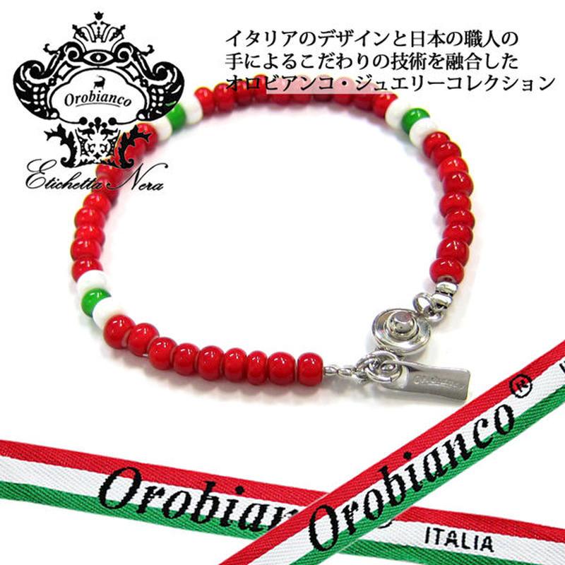日本製 Orobianco オロビアンコ ブレスレット アクセサリー (386)