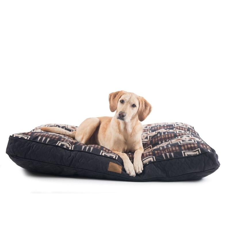 PENDLETON®  PET COLLECTION NAPPER BED medium - HARDING ナッパーベッド ハーディング柄 Mサイズ