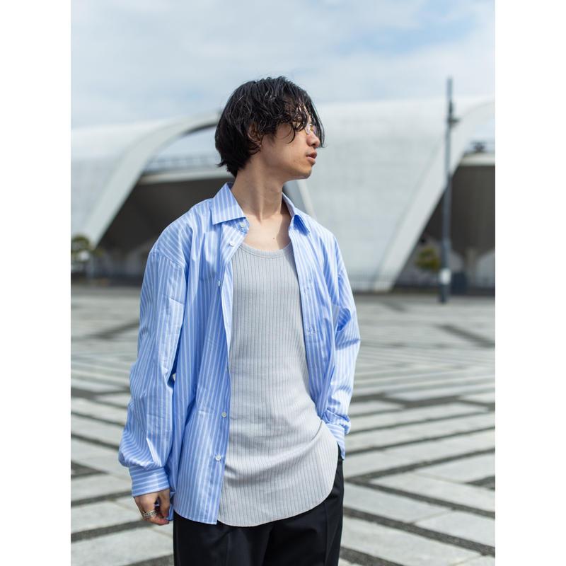 【no.】SLIT LONG TANTOP