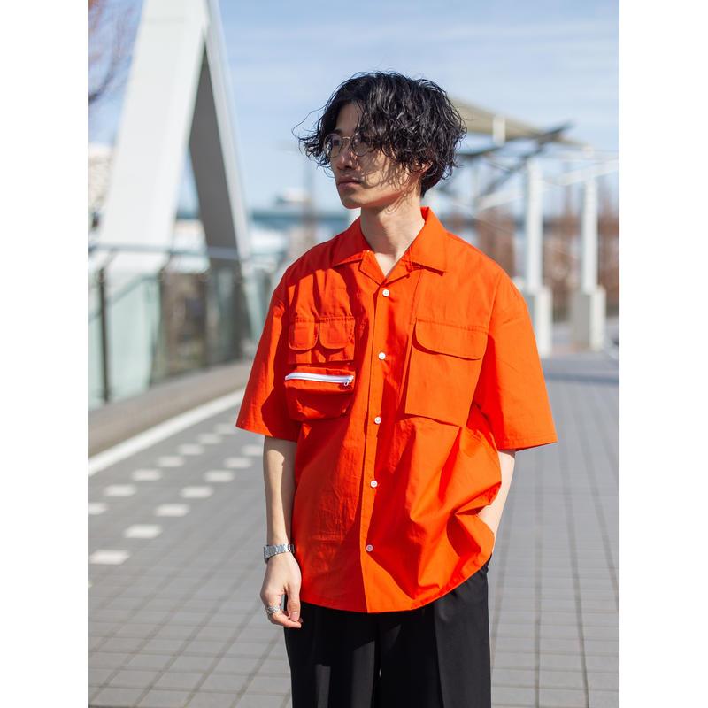 【DISCOVERED】Fishing shirt