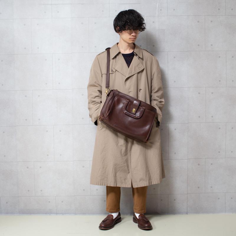 【オールドコーチ】レザーブリーフケース