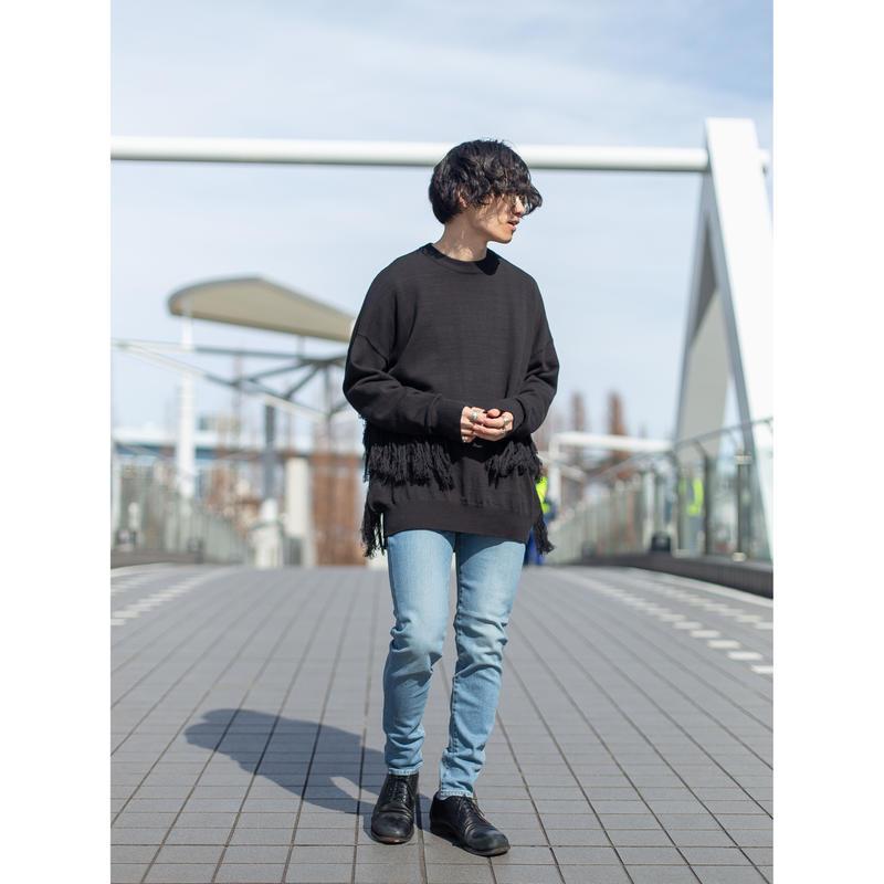 【FACTOTUM】Eデニムスキニーパンツ