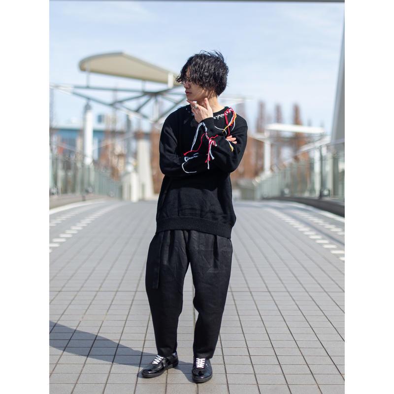【DISCOVERED】 I stitch knit