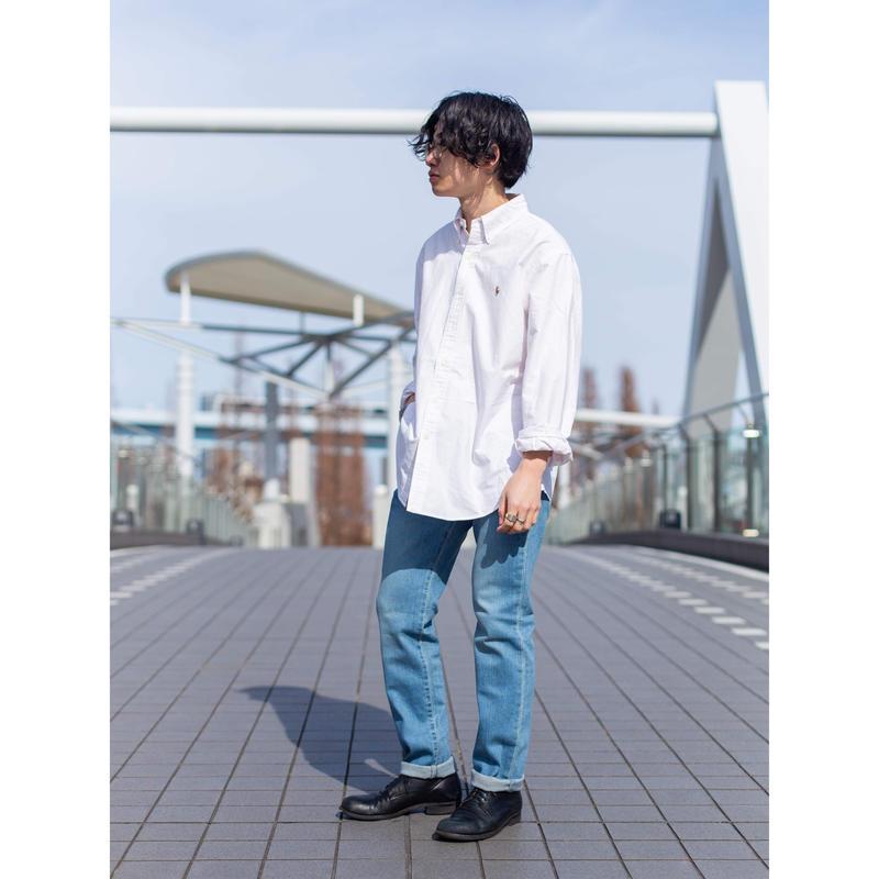 【FACTOTUM】Eデニムテーパードパンツ
