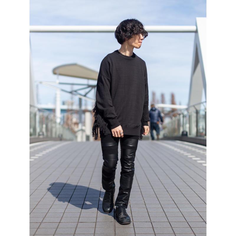 【DISCOVERED】Laminate pants