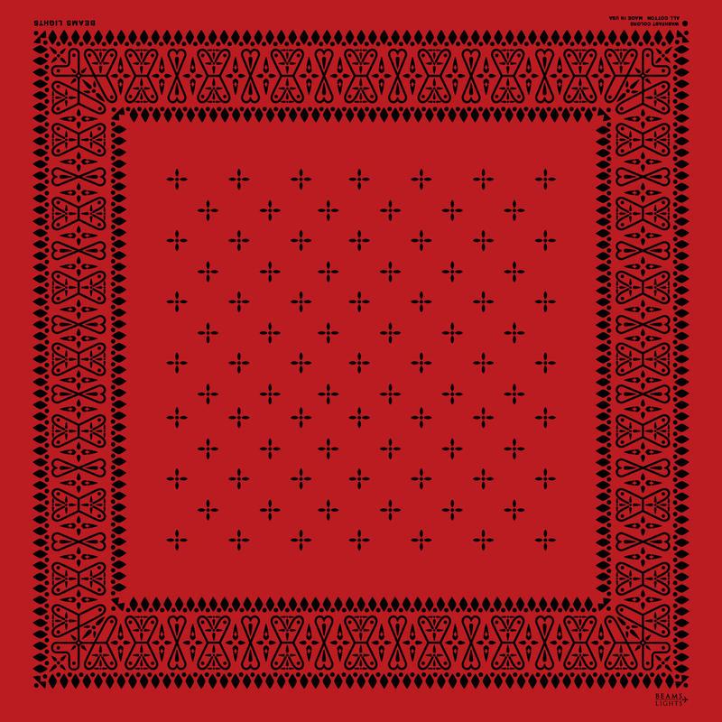 【MCB551650】BEAMS別注  COLLABORATION  「RED」