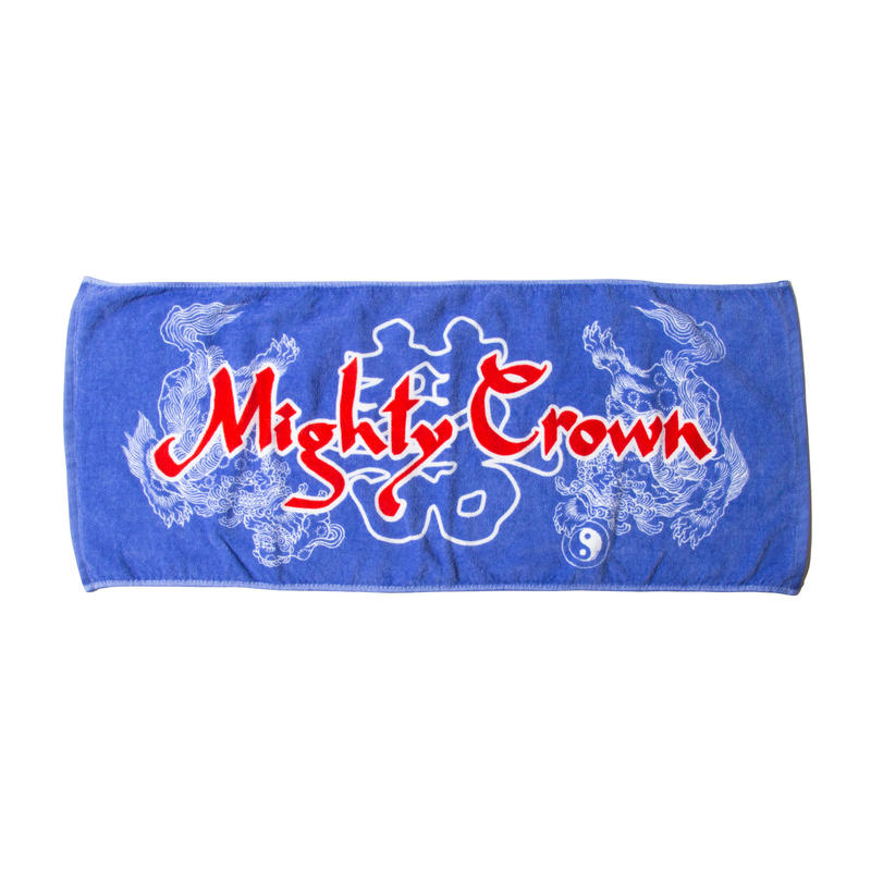 MIGHTY CROWN - LION DANCEタオル