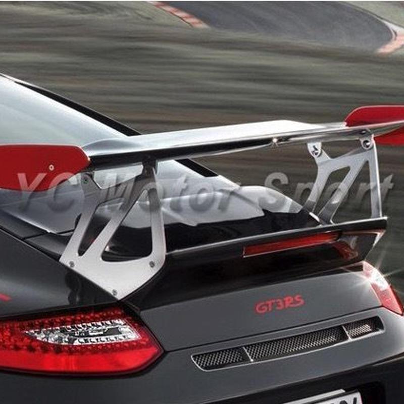 ポルシェ 911 カレラ 997 リアGTウイング FRP トランクスポイラー 2005~2011