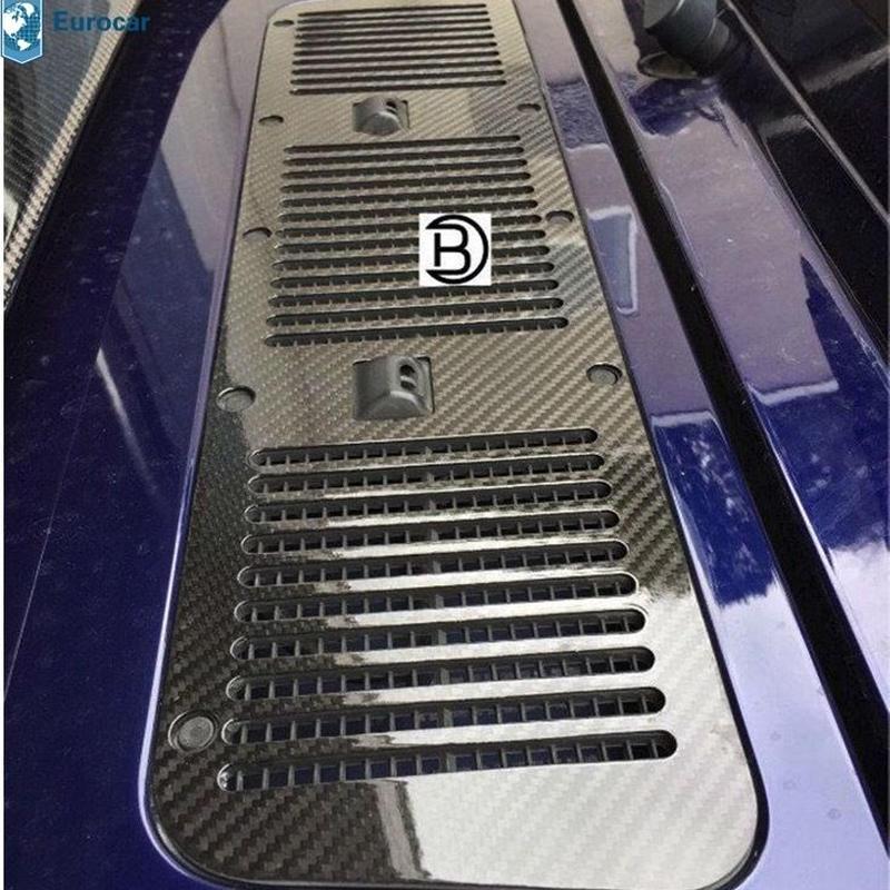 メルセデスベンツ W463 Gクラス フロントフードエアベント カーボン G500 G55 G63