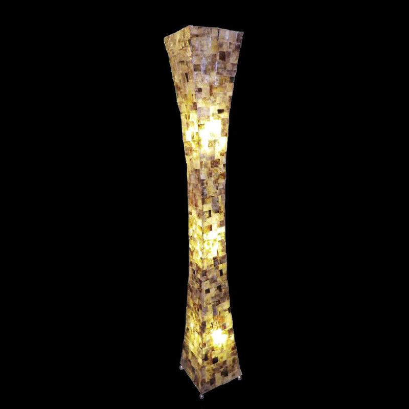 シェルフロアタワーランプ 150cm 《 Tsar  》