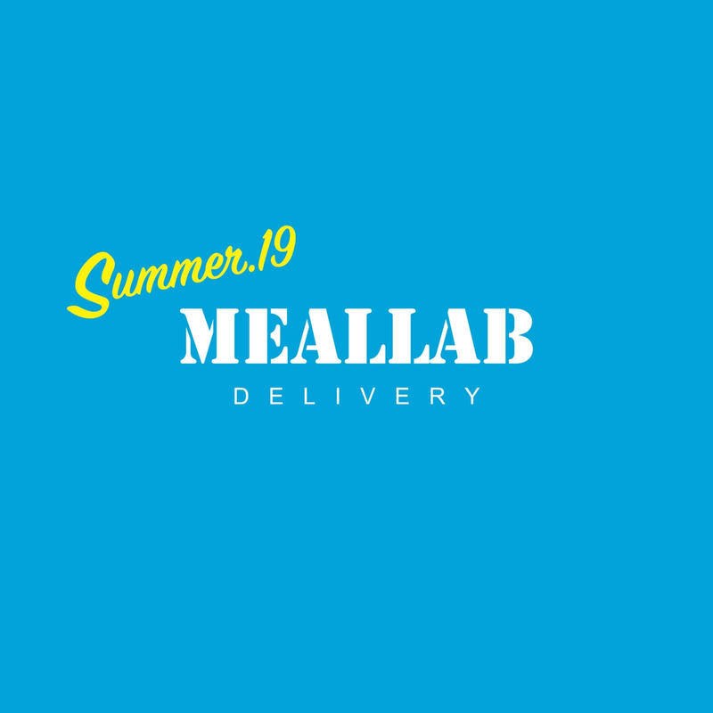 Summer '19 #1:ローファットコース 7食セット