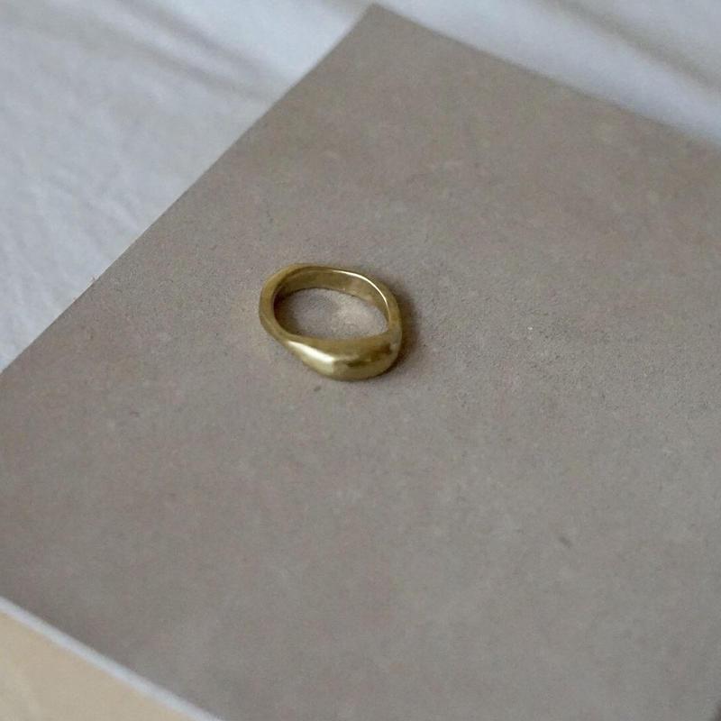 【受注販売7月中旬発送】P soft ring S