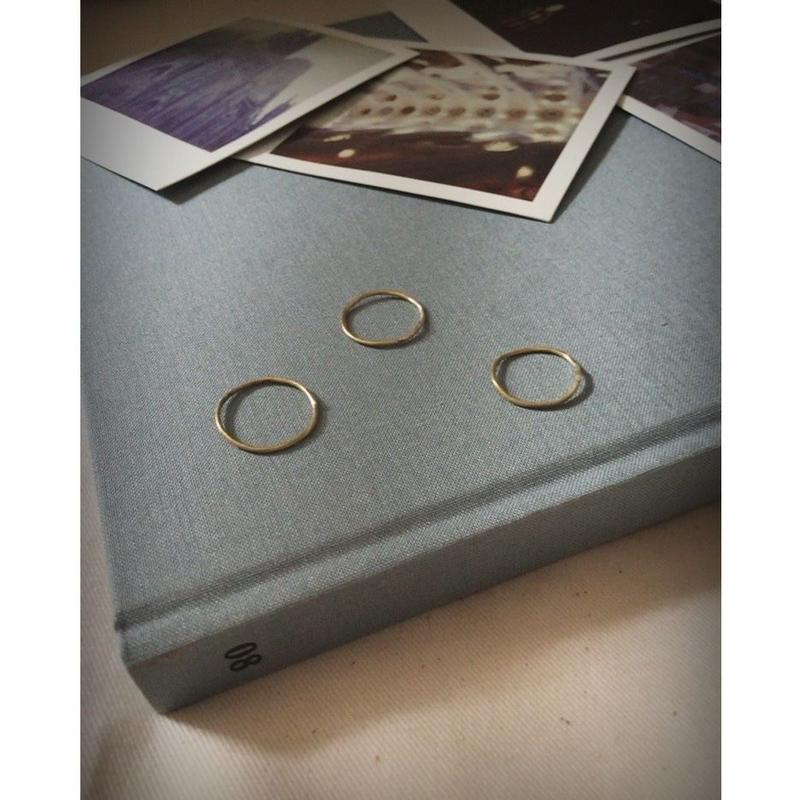 【受注販売】3連rings