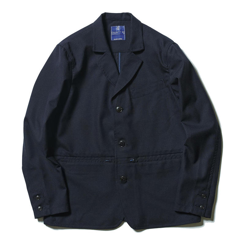 Dress Rip Travel JK/NAVY [MW-JKT16201]