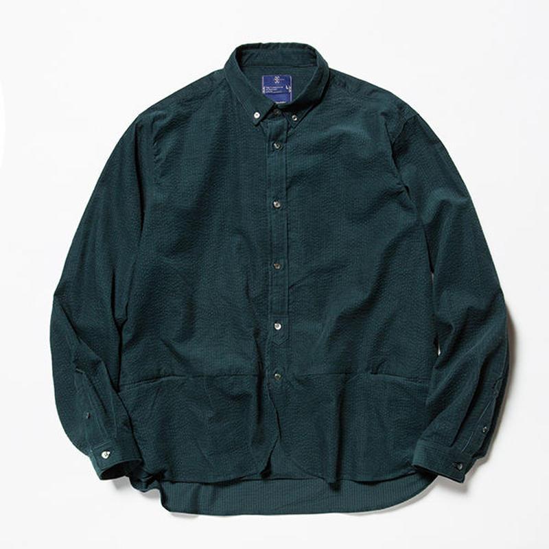 Packable Corduroy SH/GREEN [MW-SH18201]